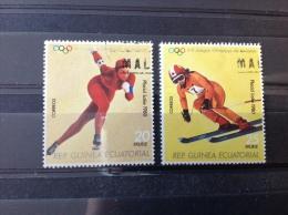 Equatoriaal Guinea - Serie Olympische Spelen 1978 - Equatoriaal Guinea