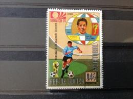 Equatoriaal Guinea - WK Voetbal Duitsland (0.45) 1973 - Equatoriaal Guinea