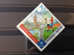 Equatoriaal Guinea - WK Voetbal Duitsland (10) 1974 - Equatoriaal Guinea