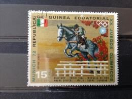 Equatoriaal Guinea - Olympische Spelen (15) 1972 - Equatoriaal Guinea