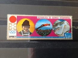 Equatoriaal Guinea - Olympische Spelen (8) 1972 - Equatoriaal Guinea