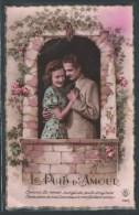 - CPA FANTAISIES - Couple, Le Puits D'Amour - Couples
