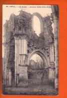 1 Cpa Orval Les Ruines Ancienne Eglise Notre Dame - Florenville
