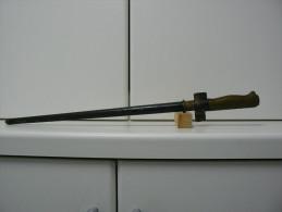 BAIONNETTE LEBEL 1886-93 R 35 - Armes Blanches