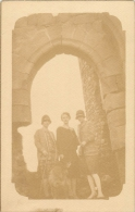 BAS EN BASSET ROCHEBARON CARTE PHOTO 1927 - Other Municipalities