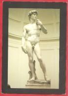 CARTOLINA NV ITALIA - FIRENZE - David Di Donatello - 11 X 16 - Sculture