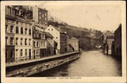 Cp Verviers Lüttich Wallonien, Vue Du Quai Des Récollets - Autres
