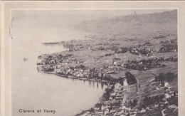 CLARENS ET VEVEY - VD Vaud