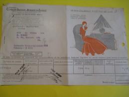 Quittance D'électricité/ Compagnie Parisienne De Distribution D'Electricité/Eclairage/ 1933  GEF9 - Electricity & Gas
