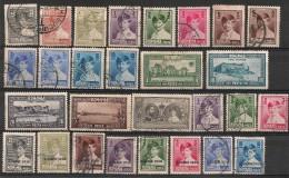 Roumanie Romana. 1928-1930. Entre N° 336 Et 404. Oblit. Et Neuf * MH - Usati