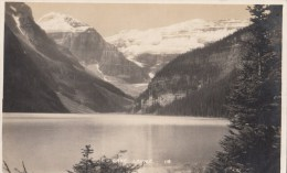B77654  Lake Louise  Canada Scan Front/back Image - Lac Louise