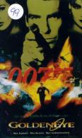 James Bond  On Phonecard   MOVIE CINEMA KINO FILM                            (99) - Film