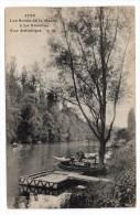CP, 94, LA VARENNE, Les Bords De La Marne à LA VARENNE, Vue Artistique, Vierge - Autres Communes
