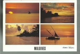 BELLA CARTOLINA MALESIA MALAYSIA  BEL FRANCOBOLLO - Malaysia