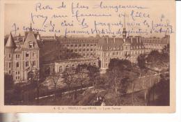 Neuilly Sur Seine  Lycee Pasteur Rue Inkerman - Neuilly Sur Seine