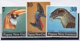 Serie Nº 269/ 71  Pajaros Papua Nueva Guinea - Birds