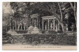 CP, 94, L'HAY, ROSERAIE DE L'HAY, Théâtre De La Nature, Vierge - L'Hay Les Roses