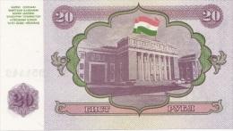 TAGIKISTAN (80211) - Billetes