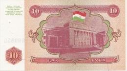 TAGIKISTAN  (80211) - Banconote