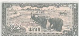 Cartomoneta Fior Di Stampa   CAMBOGIA (80211) - Banconote