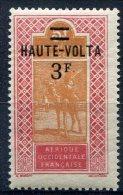 Haute-Volta                  38 ** - Neufs