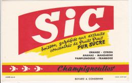 buvard limonade SIC d apres Bolar CHAMPIGNEULLES brasserie lorraine IRUDI St Di�