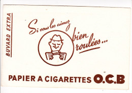 Buvard Papier à Cigarettes O.C.B. OCB - Tabac & Cigarettes