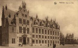 BELGIQUE - ANVERS - MECHELEN - MALINES - Hôtel De Ville. - Malines