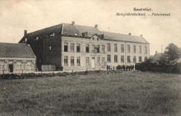 BELGIQUE - ANVERS - ANTWERPEN - SANTVLIET - Meisjeskostschool - Pensionnat. - Antwerpen