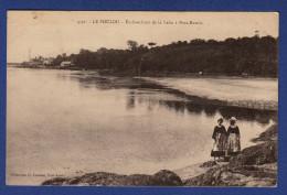 29 LE POULDU Embouchure De La Laïta à Porz Mouric - Animée - Le Pouldu