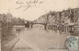 VERDUN (55) : Pont Beaurepaire - Nombreux Lavoirs - Verdun