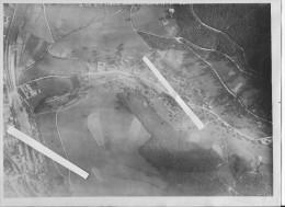 Sainte-Marie A Py  Marne 26/09/1917 2 Vues Aériennes Françaises 1914-1918 14-18 Ww1 WWI 1.wk - War, Military