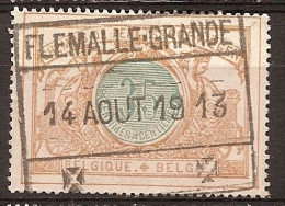 FED-0454    FLEMALLE-GRANDE     Ocb TR  33 - 1895-1913