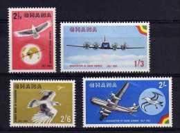 Ghana - 1958 - Inauguration Of Ghana Airways - MNH - Ghana (1957-...)