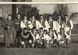 Photo De Presse - LA FERTE MILON - Equipe De Football 1 De L'AS MILON - Années 60 - Sport
