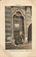 Egypte - Le Caire - La Porte D'une Maison Arabe - Zonder Classificatie