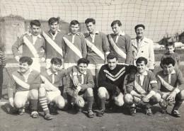 Photo De Presse - VILLERS COTTERETS - Equipe De Football ASM - Années 60 - Deportes