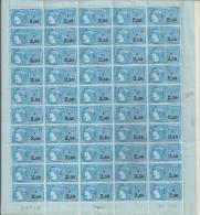 PLANCHE TIMBRES FISCAUX 1984 PHILATELIE COLLECTIONS - Fiscaux