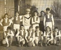 Photo De Presse - LA FERTE MILON - Equipe De Football Minimes D'AS MILON - Années 60 - Deportes
