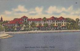 Florida St Augustine Hotel Monson Curteich