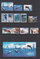Australian Antarctic Territory 1995-97 Years MNH - Other