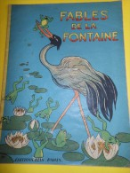 Album Illustré.Enfants/ Fables De La Fontaine/ Ediitions BIAS/ Paris / 1942                  BD41 - Books, Magazines, Comics
