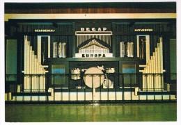 B4915   WUUSTWEZEL : Cafe-restaurant Europa - DECAP-orgel EUROPA - Herk-de-Stad