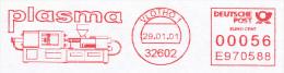 Freistempel 4633 Plasma - Marcofilia - EMA ( Maquina De Huellas A Franquear)