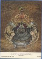 BONTOUX Jean Martin - ... On Dirait Une Citrouille Armée - Ubi Roi - Peintures & Tableaux