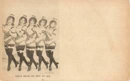 VENTE FLASH - Au 1er Qui Clique - Série BAINS De MER N°122 - Photo STEBBING - Carte Avant 1904 - Pin-Ups