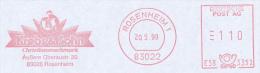 Freistempel 4875 Christbaumschmuck - Poststempel - Freistempel