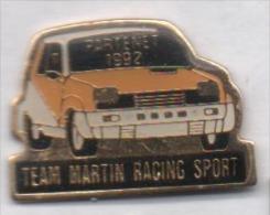 Auto Renault Super5 GT Turbo , Team Martin Racing Sport - Renault