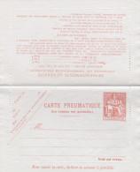 Carte Pneumatique Chaplain 1 F 60 Neuve - Unclassified