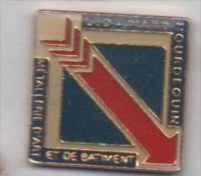 Léo Piard Hourdequin , Métallerie D'art Et De Batiment , Bagneux , BTP - Badges